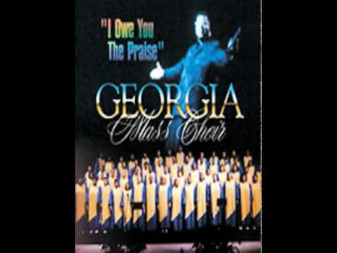 Georgia Mass Choir- Where He Leads Me