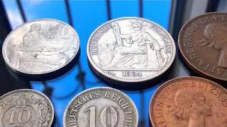 RARE EURO COIN COLLECTION WORTH BIG MONEY