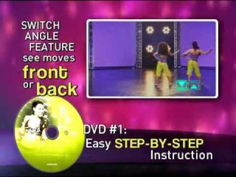 More about the Zumba® Fitness Exhilarate™ DVD collection.