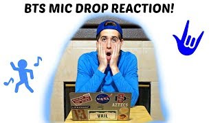 Download Lagu BTS MIC DROP REACTION !!🔥🔥 (WATCHING K-POP FOR THE FIRST TIME!) Gratis STAFABAND