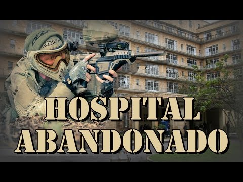 UNIQUE PAINTBALL ESCENARIO - Hospital ABANDONADO 31 de julio