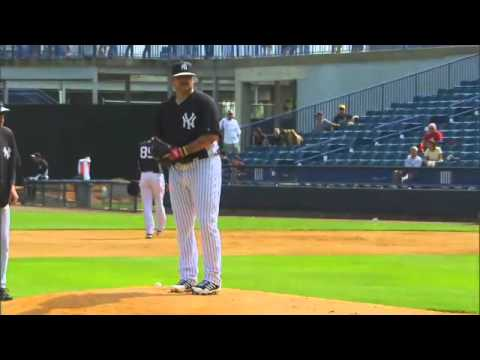 Spring Training Quick Cuts - Joba Chamberlain