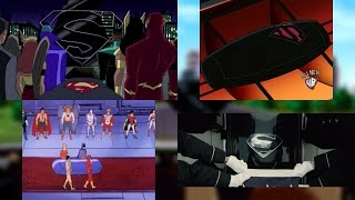 Funerals of Superman Compilation.