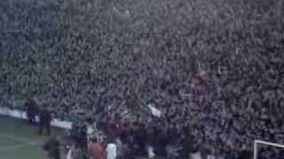 Shanks and the Kop celebrates the '73 Championship