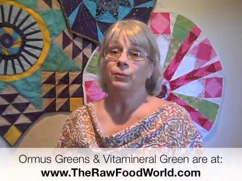 Green Superfood helps w/ Hair Loss & Brittle Nails, episode #526