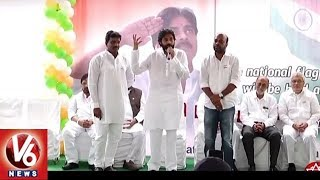 Will Make Our Top Leaders From Osmania And Kakatiya Universities, Says Pawan Kalyan