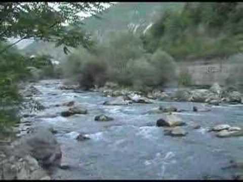 Albania, Dibra e Madhe, River Radika