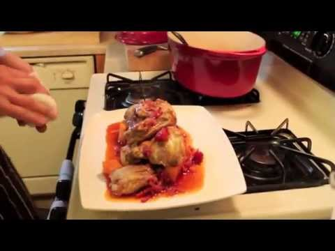 RONALDOS COCINA-How to make Pollo Guisado using the DOUFEU method.