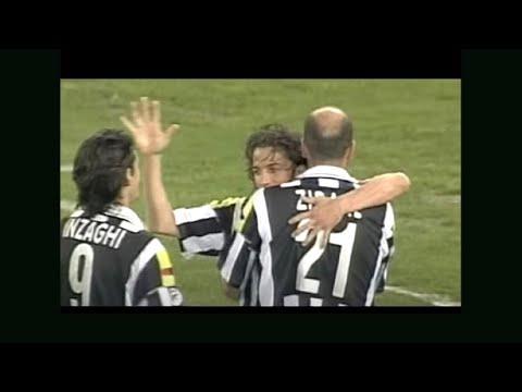 14/04/2001 - Serie A - Juventus-Inter 3-1