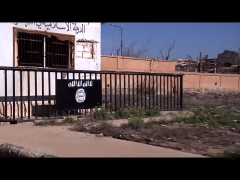 """Sky News gains access to Syrian """"Sex-Slave-Town"""" liberated by Kurdish fighters from ISIS"""
