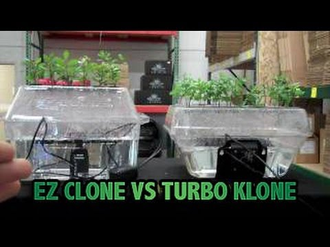 Ez Clone VS Turbo Klone - Product Review & Directions EZclone TurboKlone Online eHydroponics Store