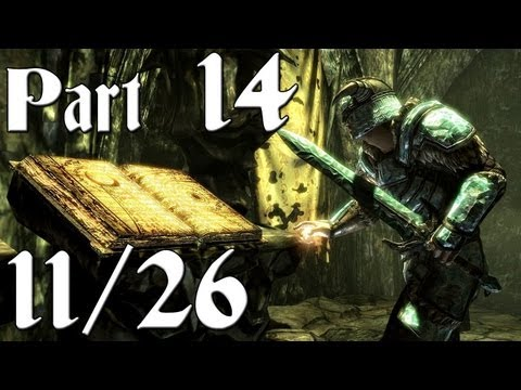 Skyrim Walkthrough - Part 14 - Dragonborn DLC Side Quests [11/-] (PC Gameplay / Commentary)