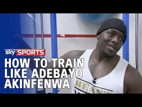 How To Train Like Adebayo Akinfenwa video