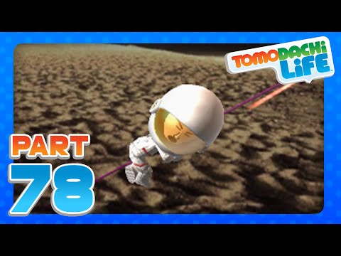 Tomodachi Life - Part 78 - Rocket To Space! (3DS)