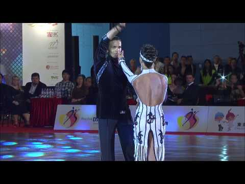 2013 GrandSlam Latin Hong Kong | TV Highlight | World Dance Sport Federation