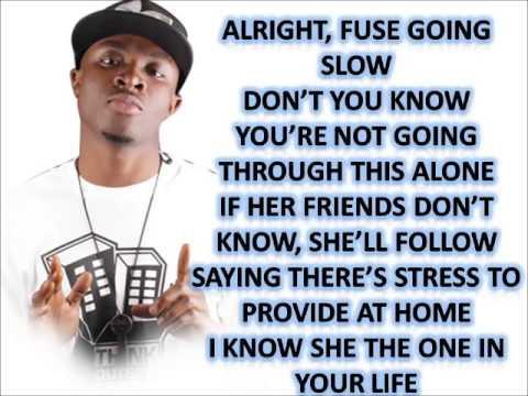 Fuse ODG - Thinking about you ft Killbeatz (LYRICS)