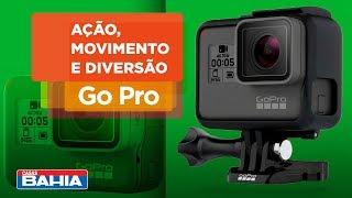 GoPro Hero5 Black - Registre suas maiores aventuras! | Casas Bahia