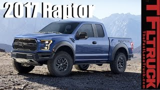 Ford Makes it Official & Announces the 2017 Ford Raptor