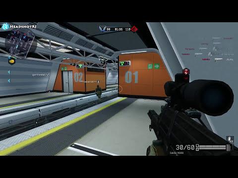 Warface Gameplay Calico M900 Pistola Shuttle