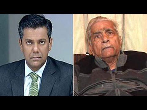 AAP's Shanti Bhushan tears into Arvind Kejriwal, says Kiran Bedi will make good Chief Minister