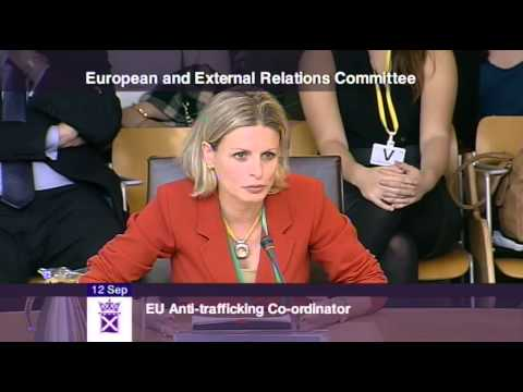 European and External Relations Committee - Scottish Parliament: 12 September 2013