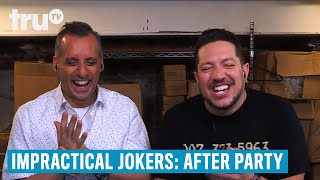 Impractical Jokers: After Party - Uneasy Alien Encounter | truTV
