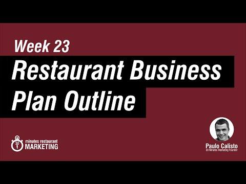 Restaurant Business Plan ( pdf checklist to download )