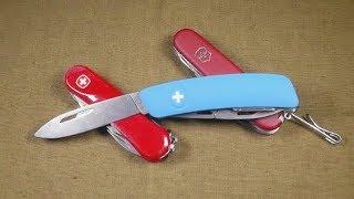 Нож Swiza D03. Обзор и тесты ножа Свиза