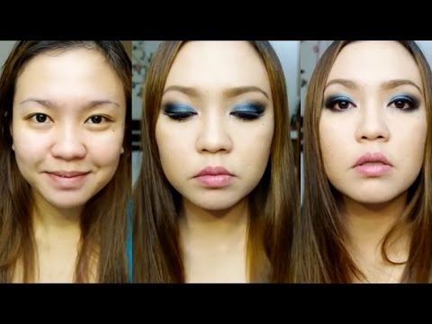 (Reuploaded!) NYX Wicked Dreams Palette Tutorial and Quick Review! | TAGALOG