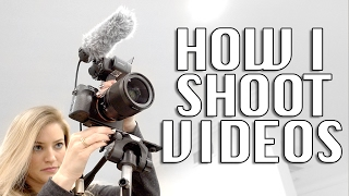 How I Shoot YouTube Videos