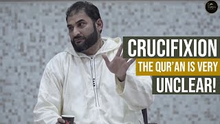 Video: Jesus' Crucifixion is Unclear in the Quran - Adnan Rashid