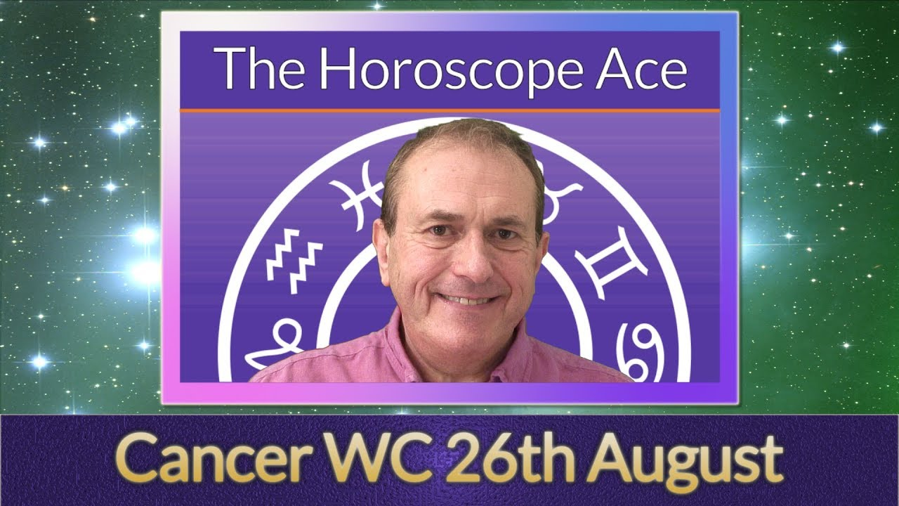 Weekly Horoscopes from 26th August 2019