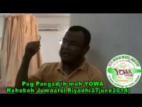 yakan nasihat: PASAL PUWASE 27June2014