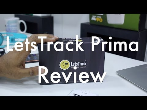 LetsTrack Prima Review : GPS Car Tracker
