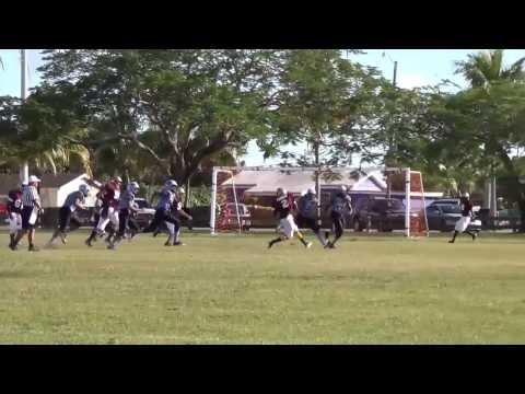 Somerset Academy Silver Palms Stallions Championship Football Game