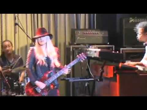 Orianthi Heaven in This Hell (now on itunes), All Right Now (Queen + Paul Rodgers cover)&more
