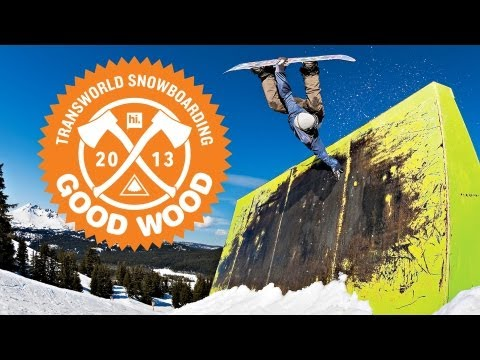 Good Wood Board Test 2013 - TransWorld SNOWboarding