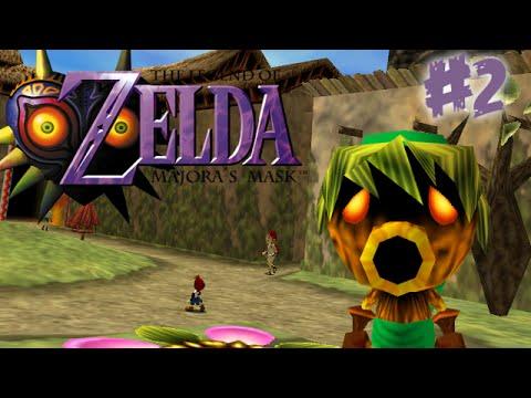 [happy Birthday Luigikid] Legend Of Zelda: Majora's Mask - Part 2 - Clocktown video