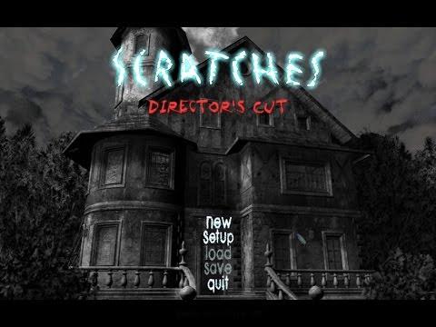 «Шорох» (Scratches) - Что то тут не так.....(Прохождение игры.Часть 1)