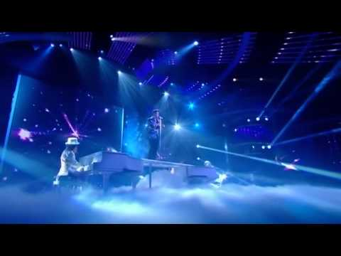 Aiden Grimshaw sings Rocket Man - The X Factor Live show 6 (Full Version)
