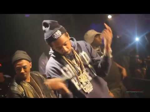 Starlito x Woe Foot x Doe Hicks 'LIVE' @ Club Hi Hat | Shot By P.A.C