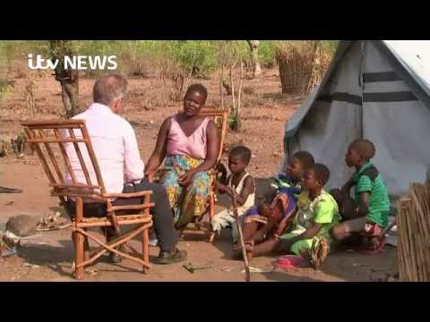 Malawi's impoverished living at the sharp end of climate change