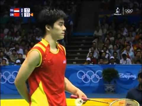 Beijing 2008 Olympics - MD Final - Fu Haifeng / Cai Yun vs Markis Kido / Hendra Setiawan
