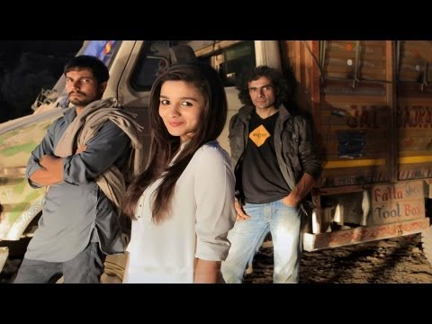 Watch Exclusive On Location Of Imtiaz's 'Highway' In Pahalgam Kashmir