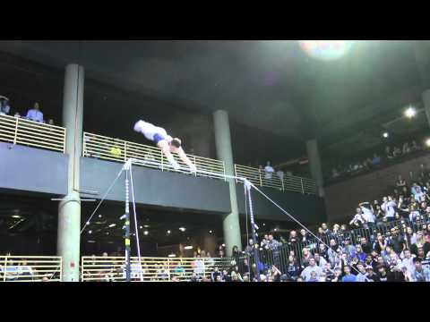 David Sender - High Bar - 2012 Winter Cup Finals