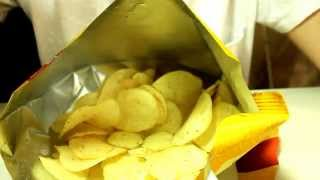 ASMR Eating / 허니버터칩 / Honey Butter Chips