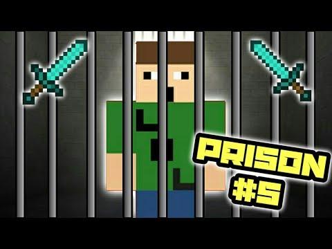 Minecraft PE 1.1 Lifeboat Prison Server #6- I Suck At PVP!