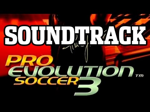 Pro Evolution Soccer 3 Soundtrack  Main Menu