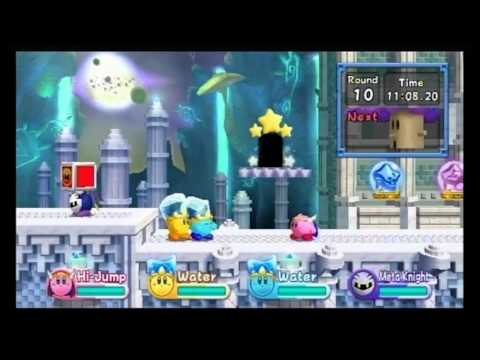 Kirby's Return to Dreamland - 4 Player Walkthrough (True Arena)