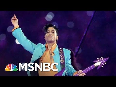 Al Sharpton On Prince's Civil Rights Involvement | MSNBC